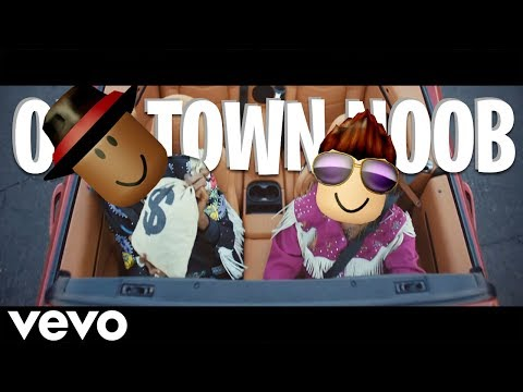 "Lil Nas X - ""Old Town Road Remix"" ROBLOX MUSIC VIDEO (Old Town Noob)"