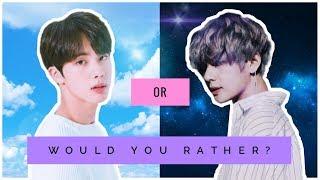 Video BTS - Would You Rather? #3 MP3, 3GP, MP4, WEBM, AVI, FLV Maret 2019