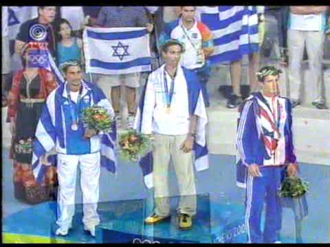 אתונה 2004, זהב ראשון לישראל