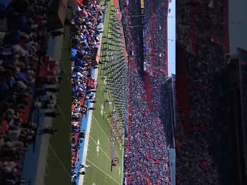 Florida vs Vanderbilt: Pride of the Sunshine Intro Pregame