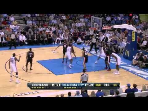 Portland Trail Blazers 92 – Oklahoma City Thunder 106
