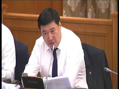 Ж.Ганбаатар: Том компаниудад татварын хөнгөлөлт үзүүлж байна