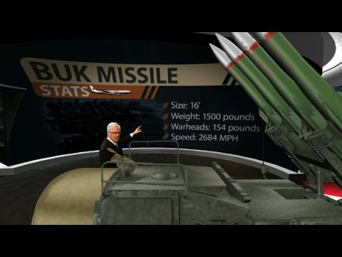 AIRLINER - CNN's Tom Foreman takes a look at the Buk missile system, which may have played a role in the downing of Flight 17. More from CNN at http://www.cnn.com/ To l...
