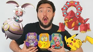 Video Ouverture des 3 POKEBOX VOLCANION EX ! PIKACHU EX ! MAGEARNA EX ! EPIC POKEMON LEGENDAIRE !! MP3, 3GP, MP4, WEBM, AVI, FLV Mei 2017