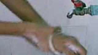 สอนล้างมือ