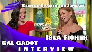 Nonton Gal Gadot And Isla Fisher Interview  Keeping Up With The Joneses  2016  Film Subtitle Indonesia Streaming Movie Download