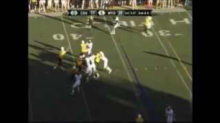 Brett Smith vs Colorado State (2012)