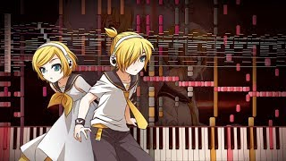 Video Synthesia: Vocaloid - AntiChlorobenzene / アンチクロロベンゼン | Kagamine Rin | 15,000+ Notes | Black MIDI MP3, 3GP, MP4, WEBM, AVI, FLV Agustus 2018