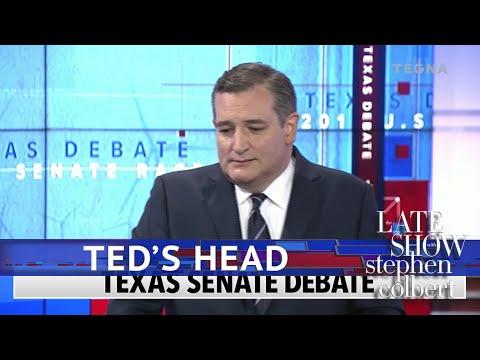 Inside Ted Cruz's Brain During The Texas Debate -
