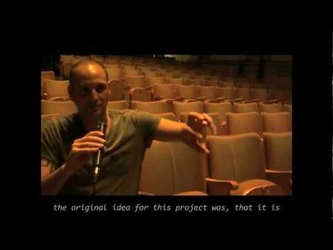 Drew Sarich - Portrait Stadtsaal - Okto.TV - English Subtitles