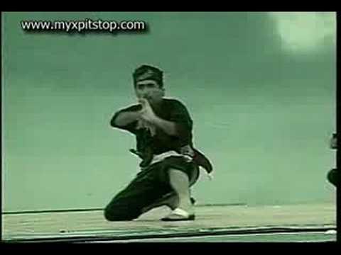 Malaysia Martial Art – Silat