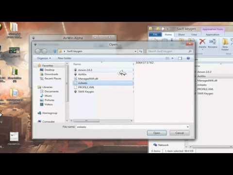 Como robar claves de los modems de internet (WIFI) (FUNCIONA) 2012 (NUEVOS LINKS)