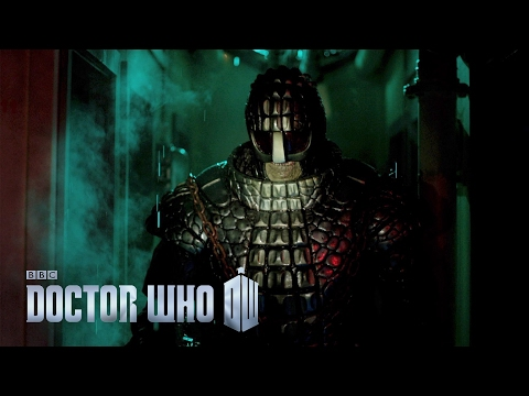 Doctor Who Season 10 (Teaser 'Some Old Friends are Coming Back!')