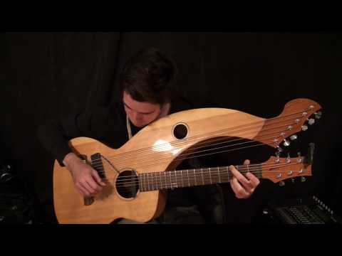 , title : 'Wish You Were Here - Pink Floyd - Harp Guitar Cover - Jamie Dupuis'
