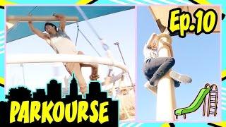 Video Parkourse on the Playground! (Ep.10) MP3, 3GP, MP4, WEBM, AVI, FLV Maret 2019