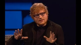 Video Ed Sheeran Interview on 'The Russell Howard Hour' (Oct 2017) MP3, 3GP, MP4, WEBM, AVI, FLV Oktober 2018