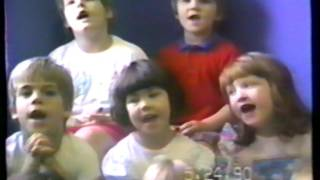 The children sing gospel songs and the Elephant Show song. Gwendolyn Powell, David Hodgson, Dylan Parnell (dad was a...