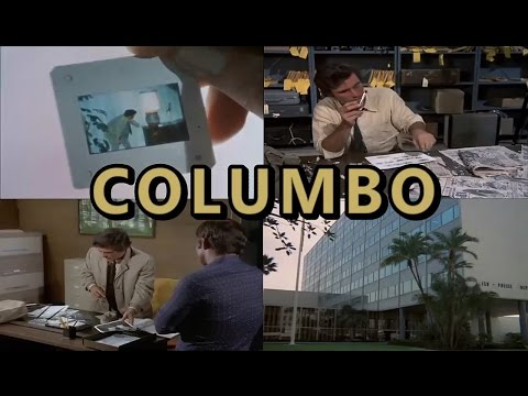 Colombo 1971 - 2003 Custom Theme and Tribute