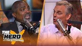 Cuttino Mobley joins Colin to talk Kawhi, Rockets and Lakers' high expectations | NBA | THE HERD by Colin Cowherd