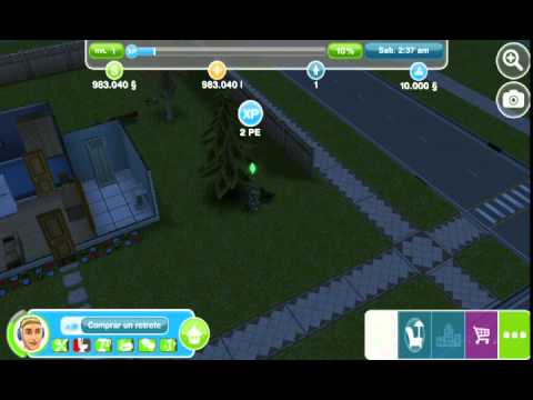 Descargar The Sims™ FreePlay v2.3.13 Moneda ilimitadas para Android (Apk+Datos) para celular #Android