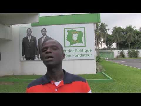 COTE D'IVOIRE: TENTATIVES MYSTIQUE SUR LA VIE DU  PRESIDENT HENRIE KONAN  BEDIE