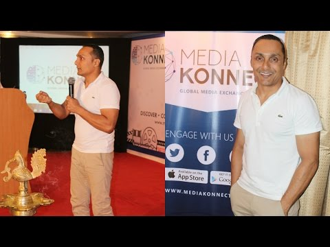 Rahul Bose At 6th Edition Of Master Class In Associaton With MET IMM