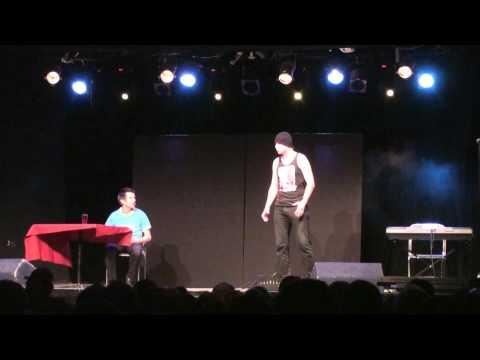 Kabaret Z Konopi - KOKSu - Bajka o Czerwonym Kapturku (18+)