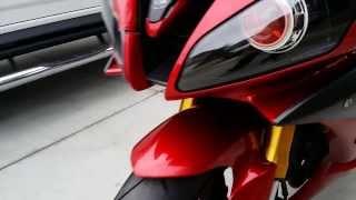 4. My 2007 Yamaha R6