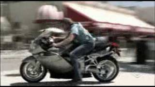 7. BMW K1200S on the TV Show