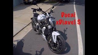 5. Ducati Diavel Review (xDiavel S)