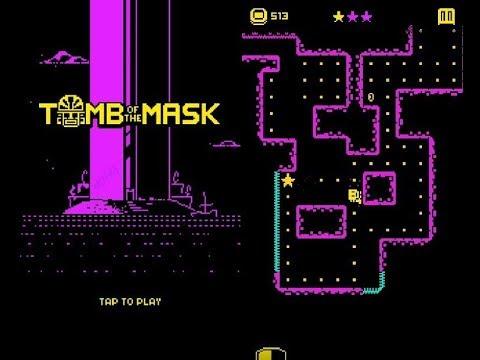 《面具之墓 Tomb of the Mask》手機遊戲玩法與攻略教學!