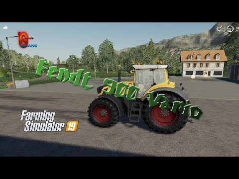 Fendt 930 Vario by Alex Blue