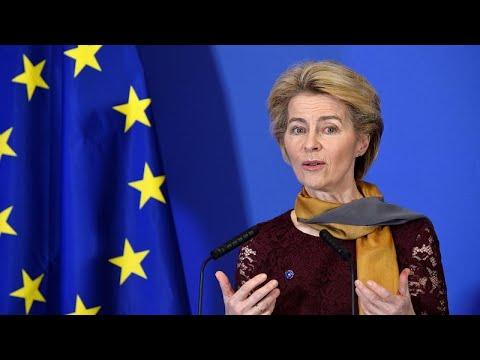 ΕΕ: Φον ντερ Λάιεν και Σαρλ Μισέλ ανέλαβαν καθήκοντα