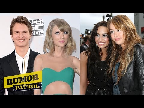 Demi Lovato DISSES Miley Cyrus, Taylor Swift & Ansel Elgort Romance?! (RUMOR PATROL)