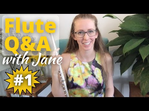 Flute Q&A with Jane Cavanagh - December 2020
