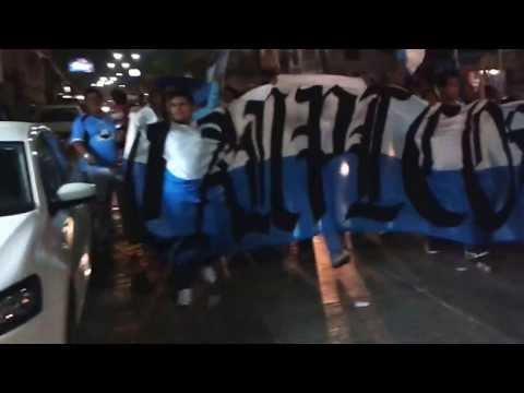Caravana Inicio de Temporada Clausura 2014 Tampico Madero PARTE1 - La Terrorizer - Tampico Madero