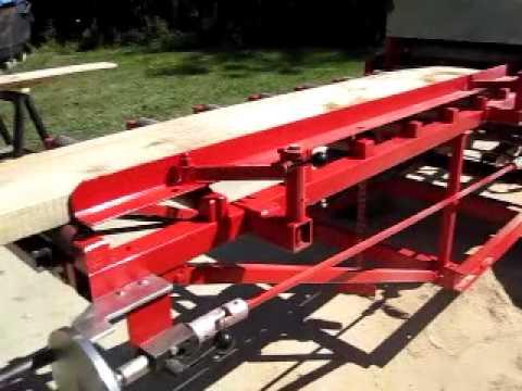 Home Buillt Edger (видео)