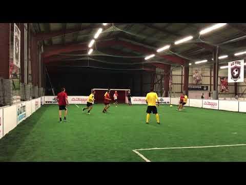 Vidéo du match Acolytes 14-12 Vieilles Gloires