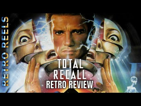 Total Recall (1990) Retro Review / Retrospective
