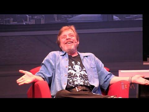 Mark Hamill does Joker and Luke scene, wins the internet