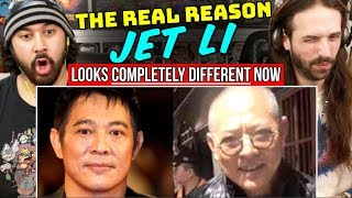 The Real Reason JET LI Looks COMPLETELY DIFFERENT NOW! - REACTION!!! by The Reel Rejects
