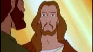 Animated Bible Story Of The Miracles Of Jesus On DVD