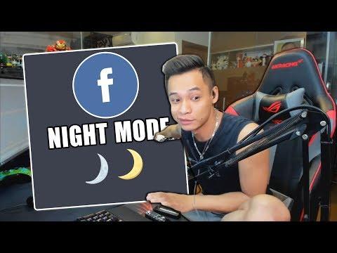 """(Talkshow) Xử lý tình trạng """"Facebook Night Mode"""". - Thời lượng: 16 phút."""