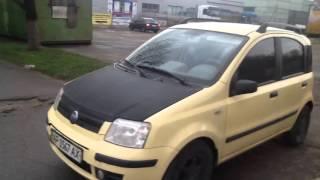 видео авто Fiat Panda в кредит