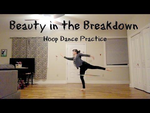 Asheville Hoop Dancer Sarah Lets It Go