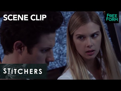 Stitchers   Season 3 Episode 7: Cameron And Kirsten Search For Clues   Freeform