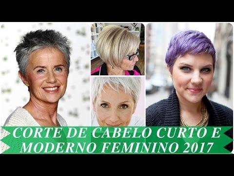 Corte de cabelo curto para senhoras 2017