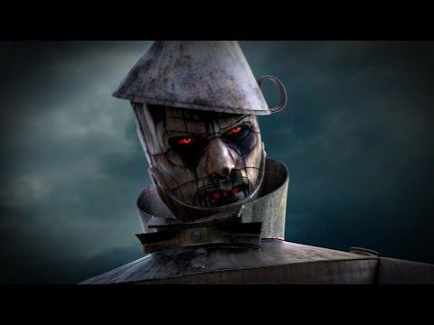 Biệt đội siêu anh hùng. Phiên bản Tin Man. Avengers of Oz: Age of Tin Man