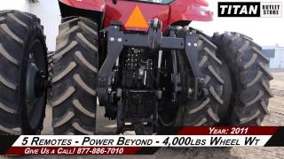 5. Case IH Magnum MX290 - 2420 hrs, 23 spd Creeper, High Flow Tractor Sold on ELS!