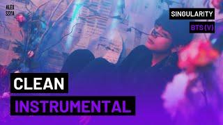 [INSTRUMENTAL] V from BTS (방탄소년단) - Intro: SINGULARITY